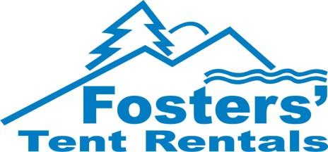Fosters'  Tent Rentals logo